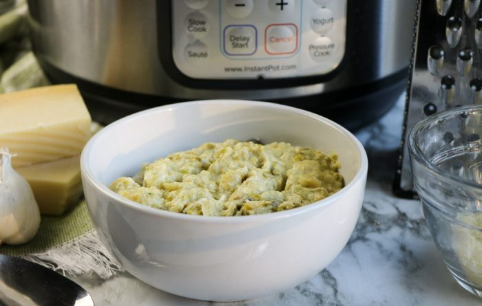 Instant Pot® Creamy Brussel Sprouts