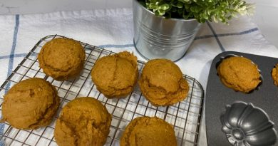 Pumpkin Muffin Recipe-Only Two Ingredients
