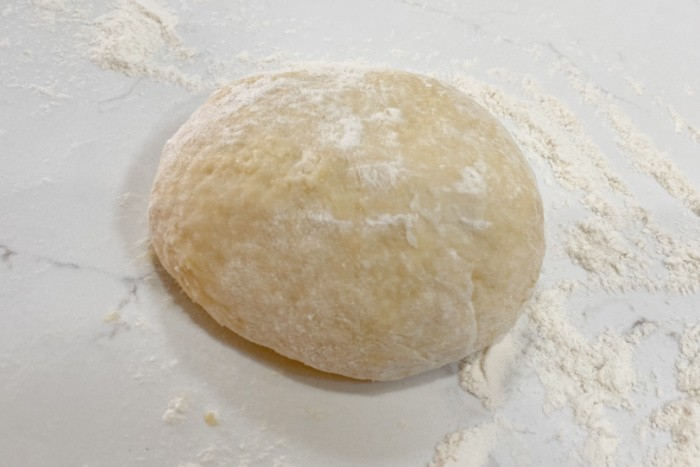 Knead for 3-4 minutes