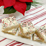 How to Make Sugar Cookie Bars