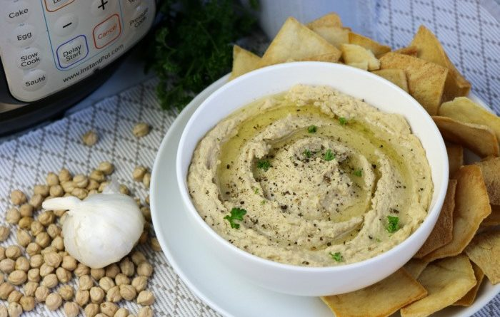 Instant Pot® Hummus