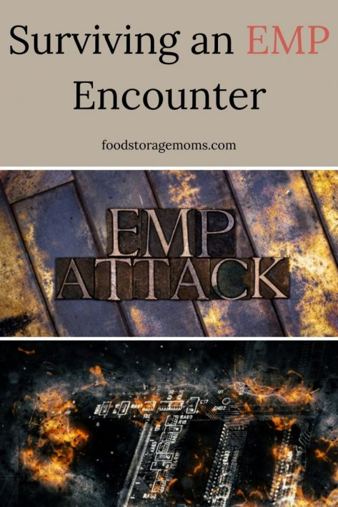 Surviving an EMP Encounter