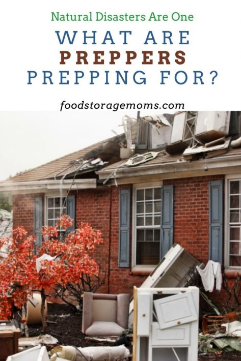 What are Preppers Prepping For?