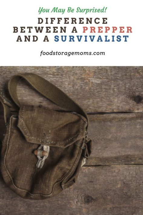 Difference Between a Prepper and a Survivalist
