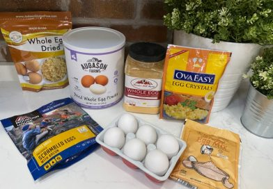 Powdered Eggs: Everything You Need To Know
