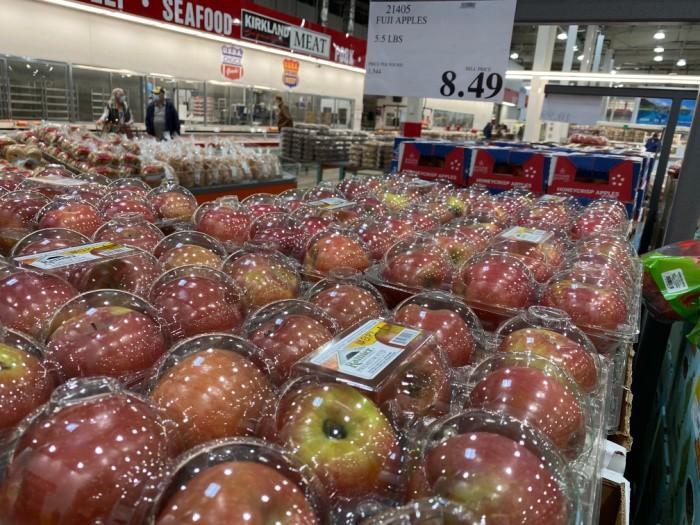 Fruit at Costco