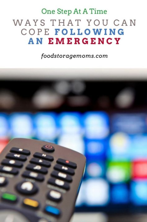 Ways That You Can Cope Following an Emergency