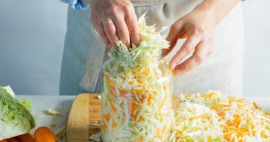 Why You Should Stock Sauerkraut
