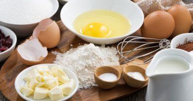 10 Essential Ingredients You Need to Bake