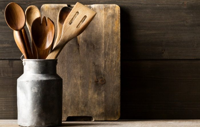 How to Care for Wooden Utensils