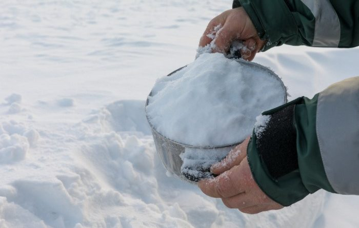 Melting Snow for Survival Tips