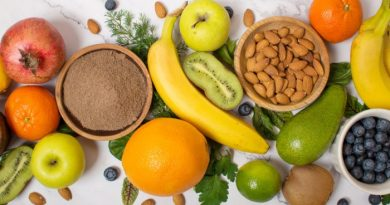 Superfoods You Should Stock