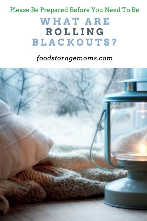 What Are Rolling Blackouts?