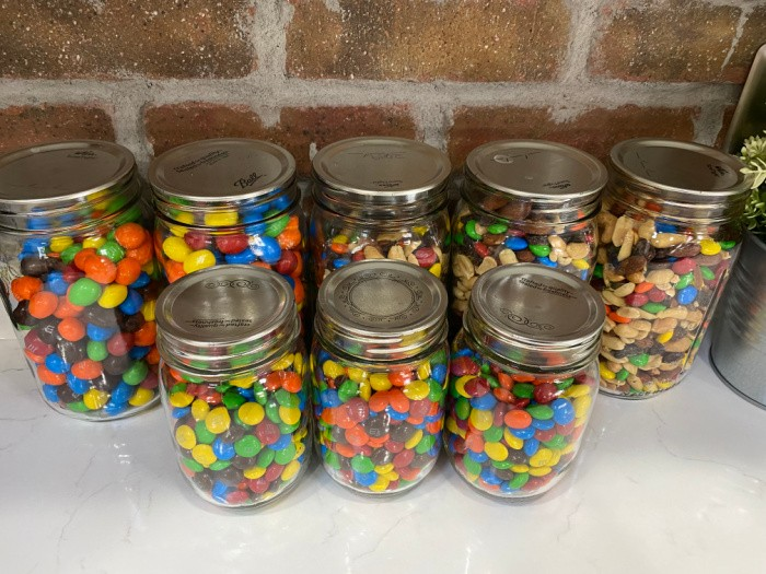 Candy in a FoodSaver