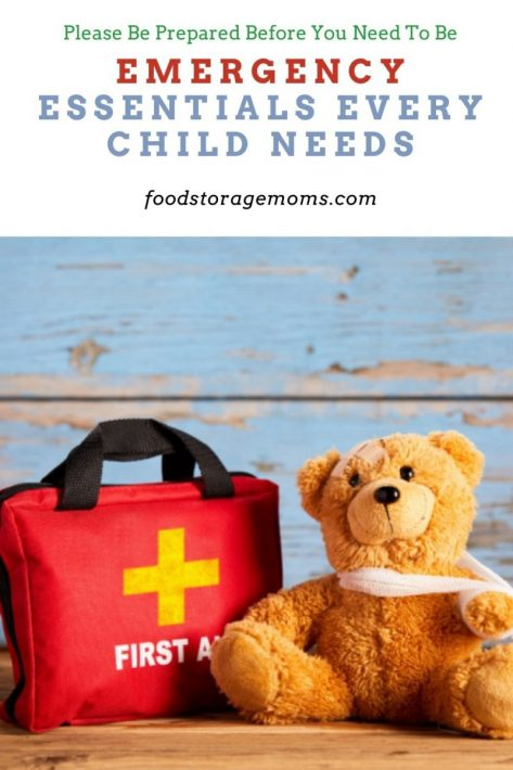 Emergency Essentials Every Child Needs