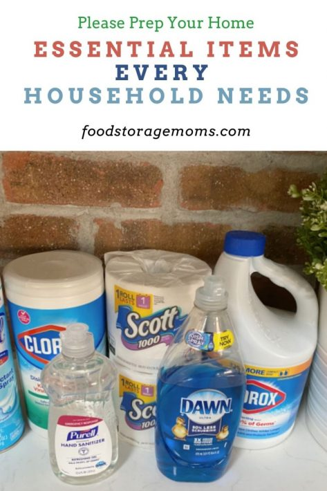 Essential Items Every Household Needs