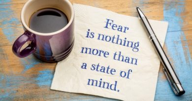 Fear Can Fuel Transformation