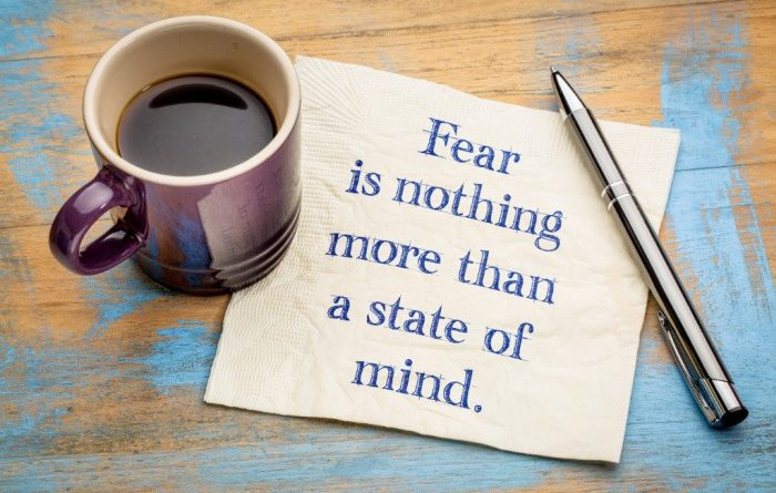 Fear Can Fuel Transformation