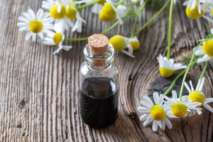 German Chamomile Herbal Remedies