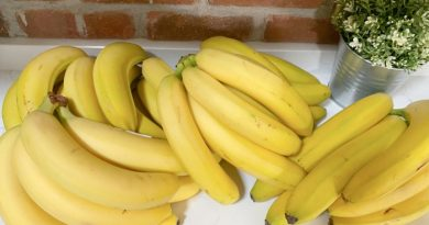 What Can I Do With All These Bananas