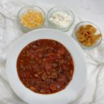 3 Bean Chili Soup Mix In A Jar