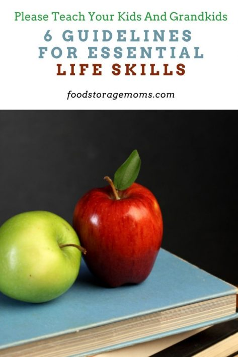 6 Guidelines for Essential Life Skills
