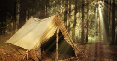 7 Ways to Build a Survival Shelter