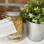 Chicken Noodle Soup Mix in a Jar