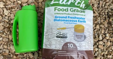 How to Use Diatomaceous Earth in Your Garden