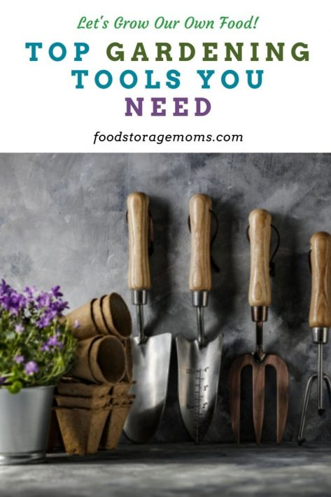 Top Gardening Tools You Need