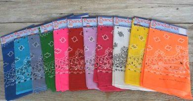 25 Reasons To Store Bandanas