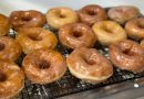 How to Make Vintage Glazed Doughnuts