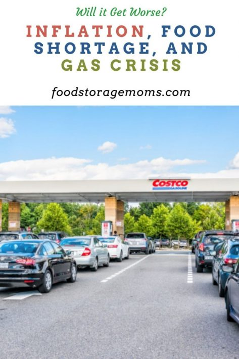 Inflation, Food Shortage, and Gas Crisis: Will it Get Worse?