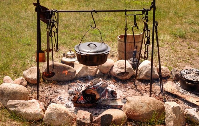 Open Fire Cooking 101