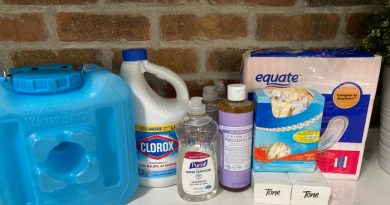 10 Hygiene and Sanitation Tips for a Disaster