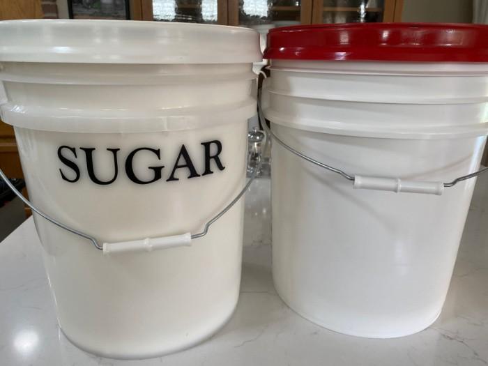 5 Gallon Buckets