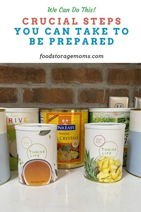Crucial Steps You Can Take to Be Prepared
