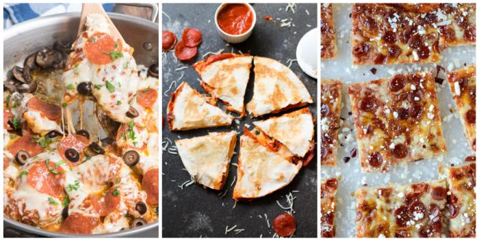 20 Savory Pizza Inspired Recipes