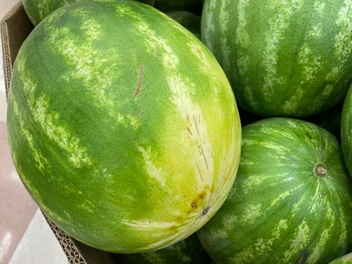 How to Tell If a Watermelon Is Sweet