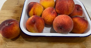 Peach Facts: What You May Not Know