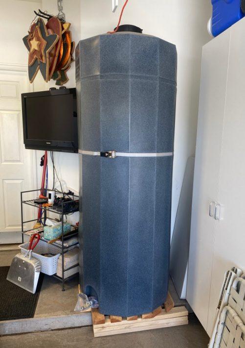 High Capacity Water Tanks