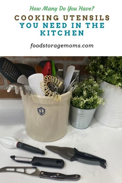 Cooking Utensils You Need In The Kitchen