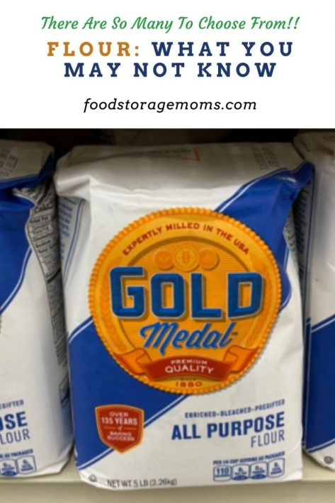 Flour: What You May Not Know