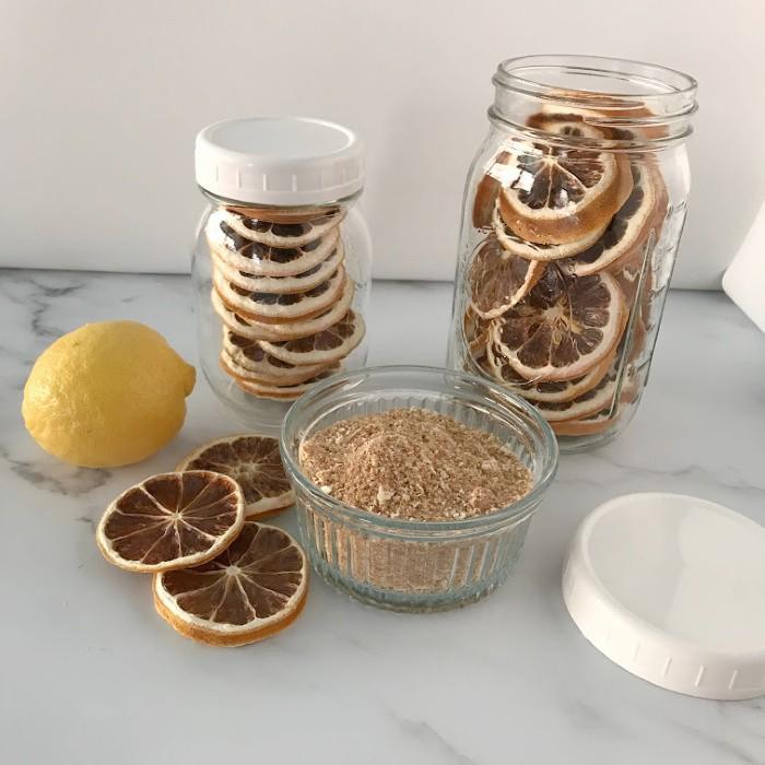 Lemons and Lemon Powder
