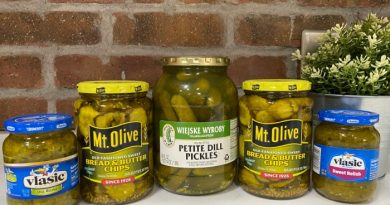 Pickles: A Little History Behind Them
