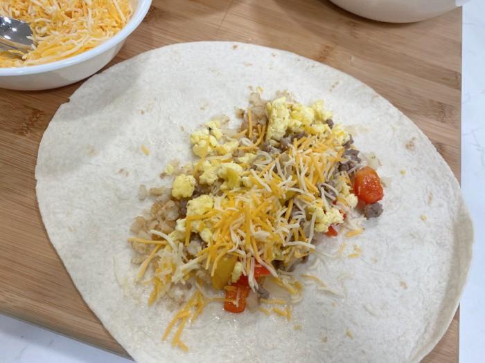 Make a Burrito