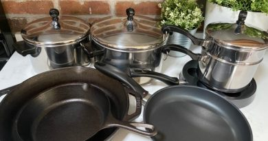 The Best Cookware Needed In Every Kitchen