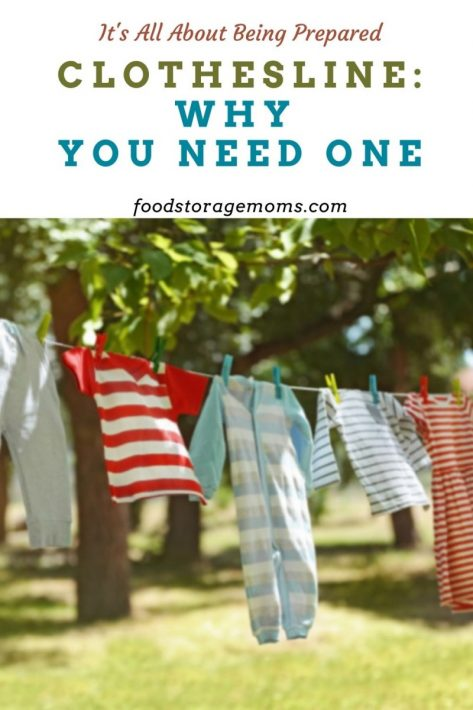 Clothesline: Why You Need One