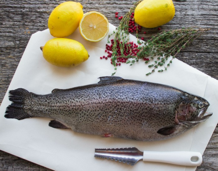 The Best Fish To Eat Rainbow Trout Ready to Cook