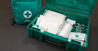 Uncommon First Aid Items We Should All Have